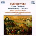 Paderewski: Piano Concerto, Polish Fantasy, etc / Wit, et al