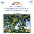 Mompou: Piano Works, Volume 3