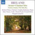 J.Ireland: Clarinet Trio, Fantasy-Sonata, The Holy Boy, Sextet / Robert Plane, Sophia Rahman, Maggini Quartet, etc