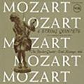 モーツァルト: 弦楽五重奏曲全集(全6曲) / バルヒェット四重奏団, エミール・ケシンガー