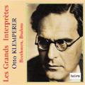 Beethoven: Piano Concerto No.4 (2/27/1956), Symphony No.6 (2/15/1954), No.8 (5/28/1955); Brahms: Symphony No.1 (10/17/1955) / Otto Klemperer(cond), Berlin RIAS Symphony Orchestra, Koln Radio Symphony Orchestra, Leon Fleisher(p)