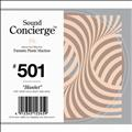 """Sound Concierge ♯501 """"Blanket""""selected and Mixed by Fantastic Plastic Machine for your body and soul"""