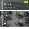 """Mozart: String Quartets No.15 K.421, No.17 """"The Hunt""""K.458, No.19 """"Dissonance""""K.465 / Emerson String Quartet"""