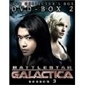 GALACTICA/ギャラクティカ 転:season 3 DVD-BOX2