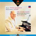 モーツァルト: ピアノ四重奏曲第1番, 第2番; R.シュトラウス: 4つの最後の歌, 歌曲集 (1947-90) / ゲオルグ・ショルティ指揮, VPO, メロス弦楽四重奏団員, 他<タワーレコード限定>
