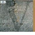 T.L.de Victoria: Vol.2 - Lamentaciones de Jeremias / Michael Noone, Ensemble Plus Ultra