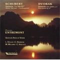 シューベルト: ピアノ五重奏曲イ長調「ます」D.667、ドヴォルザーク: ピアノ五重奏曲イ長調Op.81