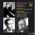 "Beethoven: Piano Trios No.7""Archduke"", No.9; Haydn: Piano Trio No.30; Brahms: Trio Op.40 (1950's middle) / Emil Gilels(p), Leonid Kogan(vn), Mstislav Rostropovich(vc)"