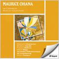 M.Ohana: Le Clavecin (Works for Harpsichord) -Miroir de Celestine, Deux Pieces pour Clavecin, So Tango, etc / Elisabeth Chojnacka(cemb), Arturo Tamayo(cond), Luxembourg PO, etc