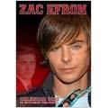 2010 Calendar Zac Efron