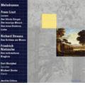 Melodramen -Liszt/R.Strauss/F.Nietzsche (1982):Gert Westphal(reader)/Michael Studer(p)
