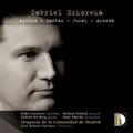 Erkoreka: Works for Soloists and Orchestra; Afrika, Kantakt. Jukal, Akroda / Jose Ramon Encinar(cond), Orquestra de la Comunidad de Madrid, Pedro Carneiro(marimba), Nelleke Ter Berg(g), etc