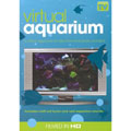 Virtual Aquarium / Yuletide Fireplace 2Pack
