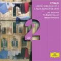 "Vivaldi: 12 Concerti Op.3 ""L'Estro Armonico"", 6 Flute Concertos Op.10 / Lisa Beznosiuk(fl), Trevor Pinnock(cond), The English Concert"