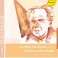 Wilhelm Backhaus Plays Brahms & Schumann; Brahms: Piano Concerto No.2 (1939); Schumann: Fantasie Op.17 (1937)