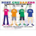 BEST CRUSADERS LIMITED EDITION BOX [CCCD]<限定盤>