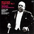 ブルックナー:交響曲第7番ホ長調 ワーグナー/マタチッチ編:≪神々のたそがれ≫組曲