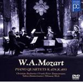 モーツァルト:ピアノ四重奏曲第1、2番