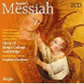 Handel: Messiah / Stephen Cleobury, Brandenburg Consort, King's College Choir, Lynne Dawson, Hilary Summers, etc