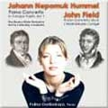 Hummel: PIano Concerto Posth. No.1; Field: Piano Concerto No.5 / Polina Osetinskaya, Dmitry Yablonsky, Russian State Orchestra