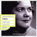 Beethoven: Fidelio (12/22/1957) / Eugen Jochum(cond), Rome RAI Symphony Orchestra, Hans Hopf(T), Leonie Rysanek(S), Ferdinand Frantz(B), etc
