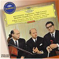 Beethoven:Triple Concerto Op.56; Brahms:Double Concerto Op.102 / Wolfgang Schneiderhan(vn), Ferenc Fricsay(cond), Berlin RSO, etc