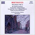 Beethoven: Overtures Vol 2 / Drahos, Esterhazy Sinfonia