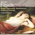 Fibich: Piano Works / Radoslav Kvapil