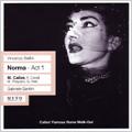 Bellini : Norma -Act 1 (1/2/1958) / Gabriele Santini(cond), Rome Opera House Orchestra & Chorus, Maria Callas(S), Franco Corelli(T), etc