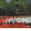 クルムフォルツ:ランバル公妃に献呈:ハープの為の6つのソナタ OP.8:摩寿意英子(hrp)/太田里子(fl)