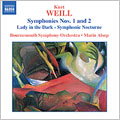 Weill: Symphony No.2, No.1, Lady in the Dark-Symphonic Nocturne (Concert Suite Arr. Robert Russell Bennett)