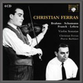 Christian Ferras - Violin Sonatas and Encores: Franck, Lekeu, Brahms, Schumann, etc / Pierre Barbizet, etc