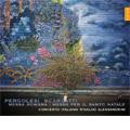 G.Pergolesi : Messa Romana; A.Scarlatti : Messa per il Santa Natale (1/2008) / Rinaldo Alessandrini(cond), Concerto Italiano