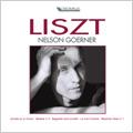 Liszt: Piano Sonata, Ballade No.2, Bagatelle Sans Tonalite, etc (4/2007) / Nelson Goerner(p)