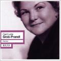 Opera Aria Recital 1948-1963; R.Strauss, Wagner, Weber / Gertrude Grob-Prandl(S)