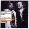 Verdi : Otello (3/8/1958) / Fausto Cleva(cond), Metropolitan Opera Orchestra & Chorus, Mario del Monaco(T), Victoria de Los Angeles(S), etc
