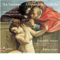 Stradella: La Susanna/ Ensemble Aurora, Enrico Gatti