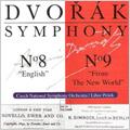 Dvorak: Symphony No.8, No.9 / Libor Pesek, Czech National Symphony Orchestra