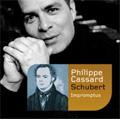 Schubert: Impromptus D.899, D.935, Du Bist die Ruh D.776, Liebesbotschaft (Liszt) (9/2007) / Philippe Cassard(p)