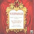 フルトヴェングラー: 交響的協奏曲ロ短調