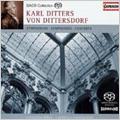K.D.von Dittersdorf: Symphonies -La Prise de la Bastille, Die Vier Weltalter, etc (1986)