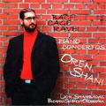 BACH, CAGE, RAVEL PIANO COCERTOS:OREN SHANI(p)/LIOR SHAMBADAL(cond)/BUDAPEST SYMPHONY ORCHESTRA