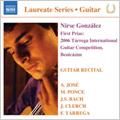 Nirse Gonzalez -Guitar Recital : A.Jose, M.M.Ponce, J.S.Bach, etc (1/25-28/2007)