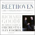 ベートーヴェン: ピアノ協奏曲全集(全5曲) / リチャード・グード, イヴァン・フィッシャー, ブダペスト祝祭管弦楽団