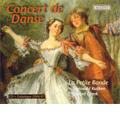 CONCERT DE DANSE -LULLY/M.A.CHARPENTIER/J.F.REBEL/ETC (+CD CATALOGUE 2006/07):SIGISWALD KUIJKEN(cond)/LA PETITE BANDE/ETC