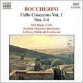 Boccherini: Cello Concertos, Vol 1