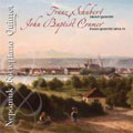 Schubert: Trout Quintet D.667; J.B.Cramer: Piano Quintet Op.79 / Nepomuk Fortepiano Quintet, Riko Fukuda(p)