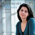 Mussorgsky: Complete Piano Works / Nino Gvetadze