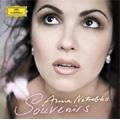Anna Netrebko -Souvenirs: E.Kalman, R.Heuberger, Lehar, G.Charpentier, etc (3/2008)  / Emmanuel Villaume(cond), Prague PO & Choir, Elina Garanca(Ms), etc [CD+DVD]<限定盤>
