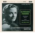 Kathleen Ferrier sings Bach, Handel